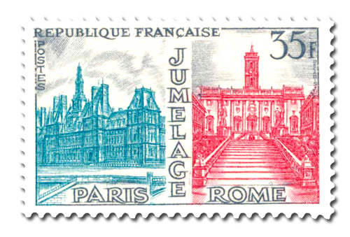Jumelage Paris - Rome