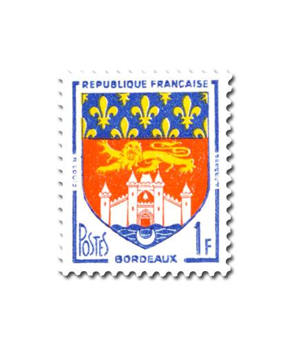 Armoiries des villes de France (III)  -  Bordeaux