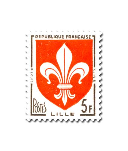 Armoiries des villes de France (III)  -  Lille