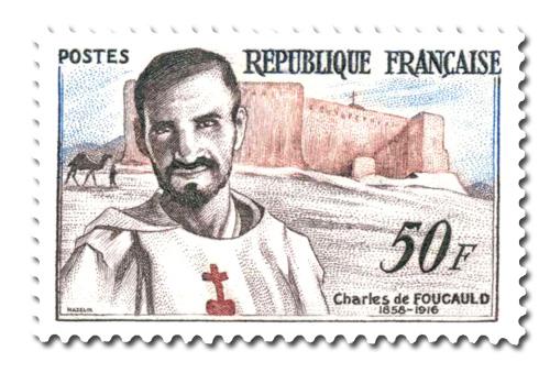 Charles de Foucauld   (1858 - 1916)