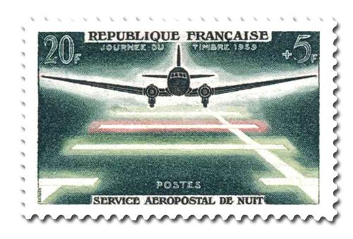 Journée du timbre 1959