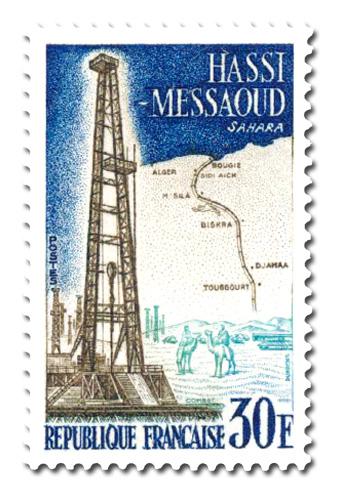 Hassi-Messaoud - Sahara.