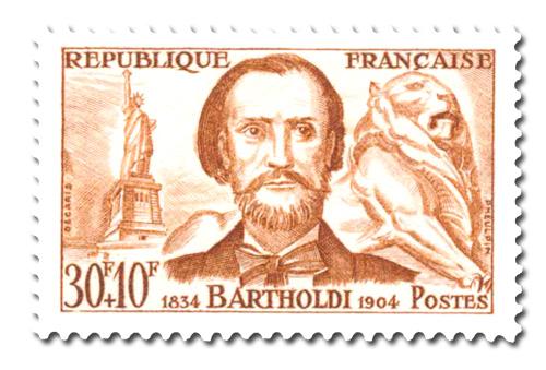 Frédéric - Auguste Bartholdi  (1854 - 1904 )