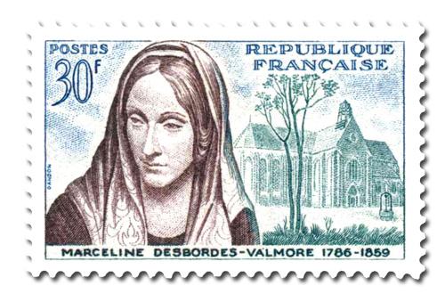 Merceline Desbordes-Valmore