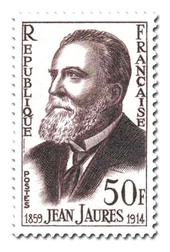 Jean Jaurès (1859 - 1914 )