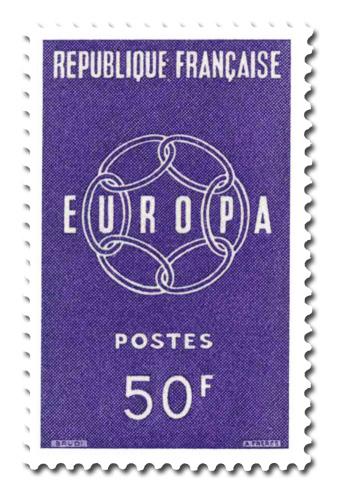 Série Europa 1959