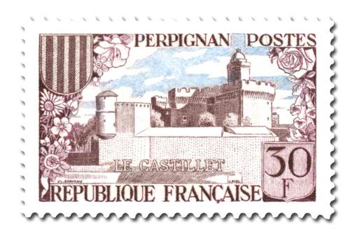 Perpigan, Le Castillet