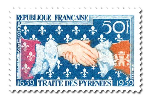 Traité des Pyrénées 1659