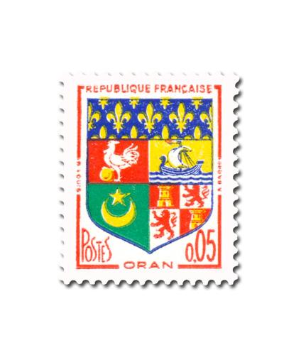 Armoiries de la ville d'Oran