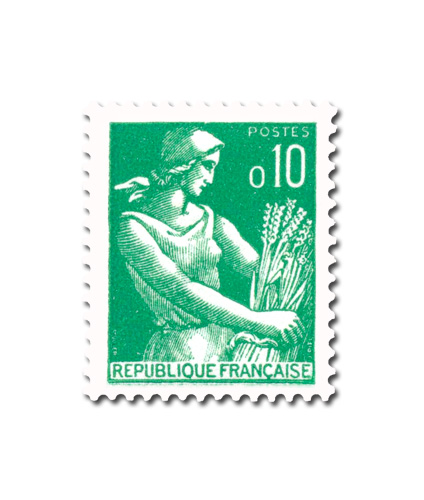 La Paysane ou La Moissonneuse.