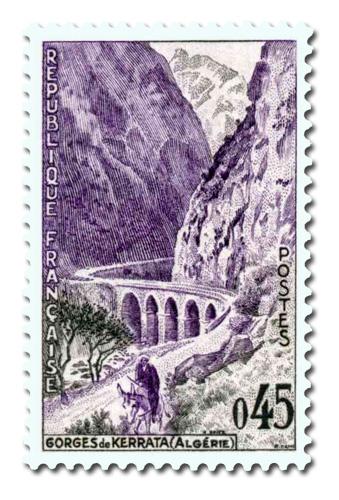 Gorges de Kerrata (Algérie)