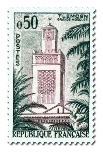 Mosquée de Tlemcen (Algérie)