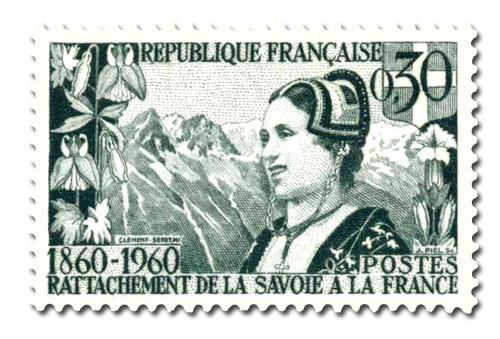 Rattachement du Duché de Savoie à la France