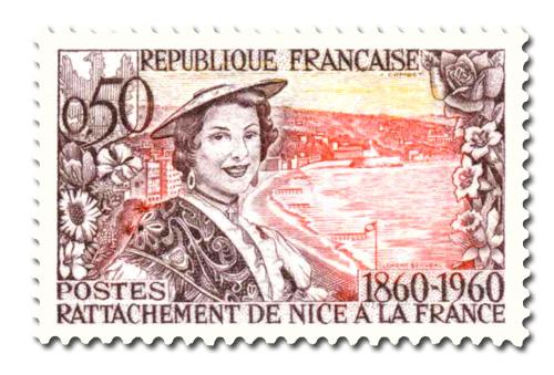 Rattachement du Comté de Nice à la France