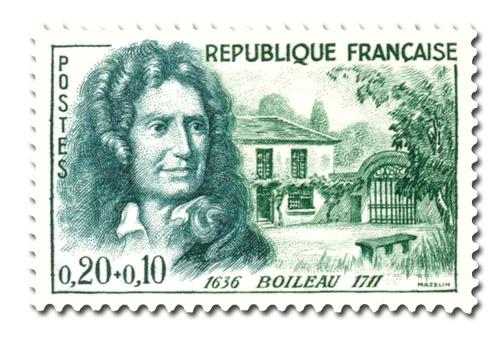 Nicolas Boileau (1636 - 1711)