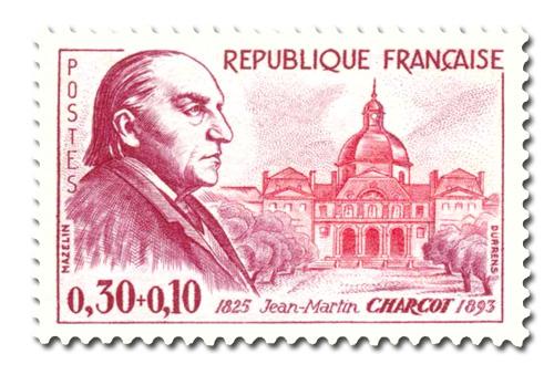 Jean-Martin Charcot (1825 - 1893)