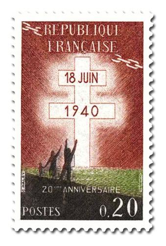 Appel du Général de Gaulle  (18 juin 1940)