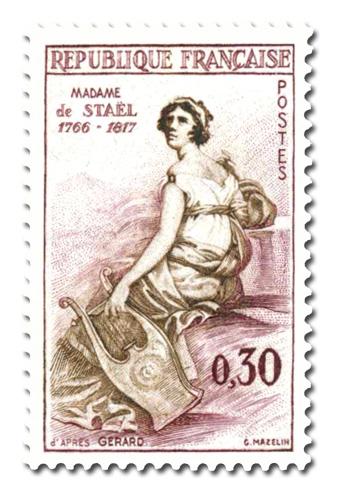 Madame de Staël (1766 - 1817)