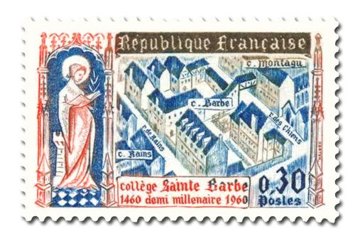 Collège Sainte-Barbe