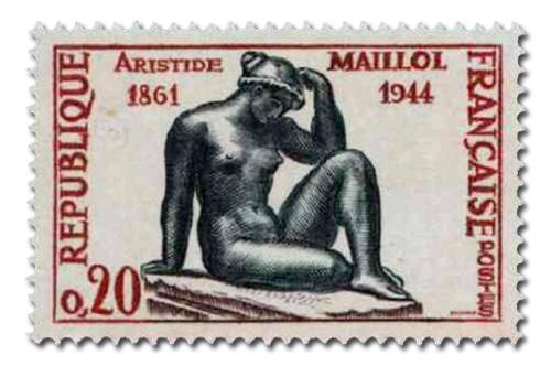 Aristide Maillol (1861 - 1944)