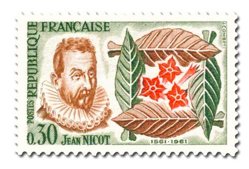 Jean Nicot - Introduction du Tabac en France