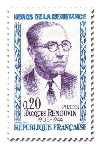 Jacques Renouvin ( 1905 - 1944)
