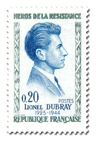 Lionel Dubray ( 1923 - 1944)