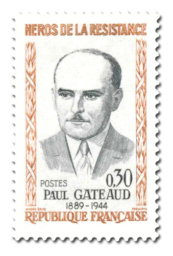 Paul Gateaud ( 1889 - 1944)