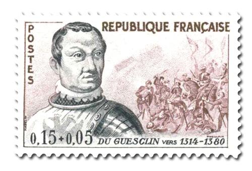Bertrand Du Guesclin (1314 - 1380)