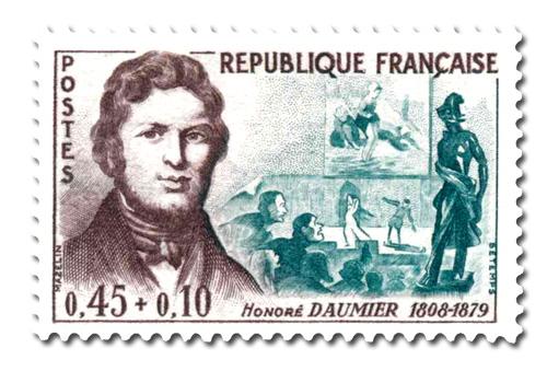 Honoré Daumier (1808 - 1879)