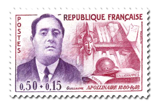 Guillaume Apollinaire ( 1880 - 1918)
