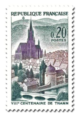 Ville de Thann
