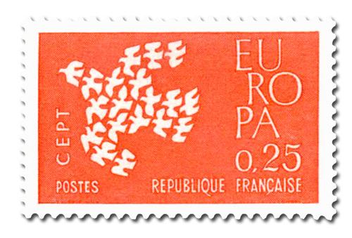 Série Europa 1961