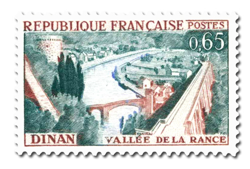 Dinan, Vallée de La Rance.