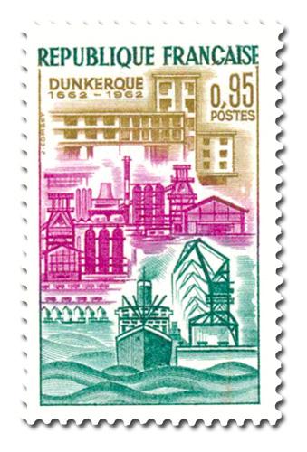 Dunquerke - Tricentenaire de la ville.