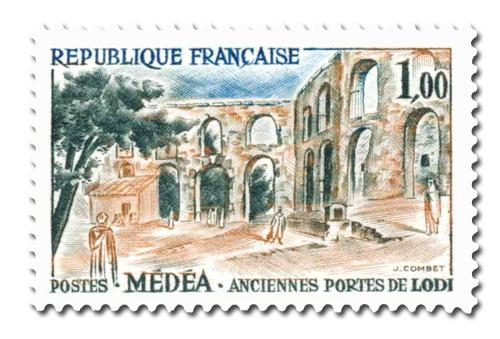 Médéa  - Anciennes portes de Lodi  (Algérie)