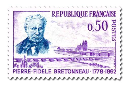Pierre-Fidèle Bretonneau (1778 - 1862)