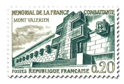 Mont Valérien  -  Mémorial de la France combattante.