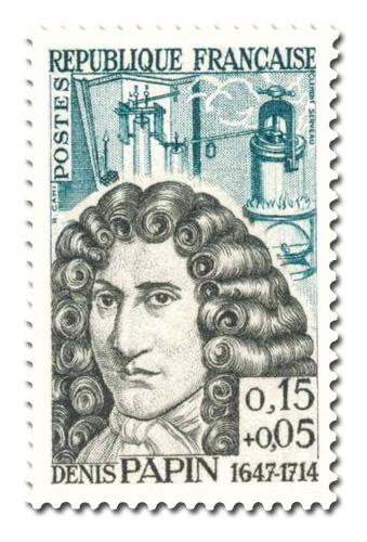 Denis Papin (1647-1714)