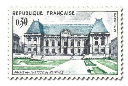 Palais de justice de Rennes