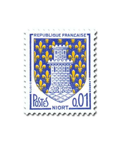 Armoiries des villes de France (IV)  -  Niort -