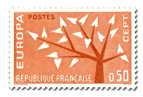 Série EUROPA 1962