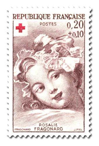 Au Profit de la Croix-Rouge - Fragonard.