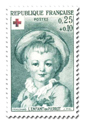 Au Profit de la Croix-Rouge  - Fragonard