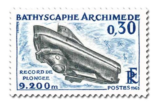 Bathyscaphe Archimède