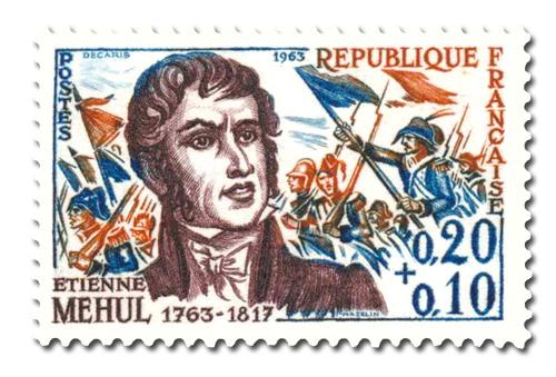 Etienne Méhul (1763-1817)  - Compositeur