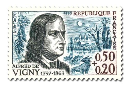Alfred de Vigny (1797-1863) - Poète