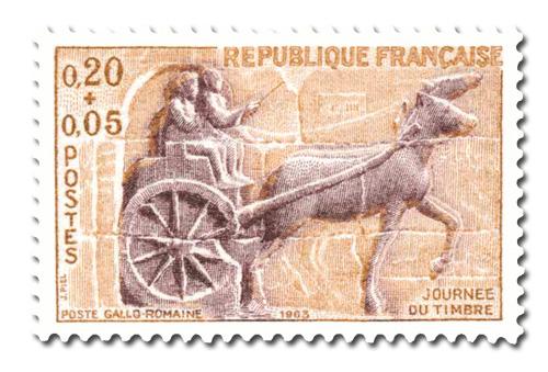 Journée du timbre 1963
