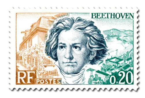 Ludwig van Beethoven (1770-1827) - Compositeur allemand.