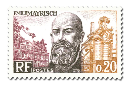Emile Mayrisch - Diplomate luxembourgeois